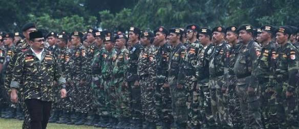 Ketum GP Ansor: Tawur Tangan Kosong, Banser Menang Lawan TNI