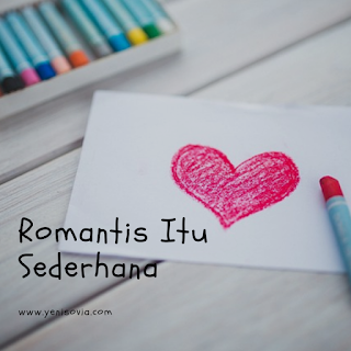 romantis itu sederhana