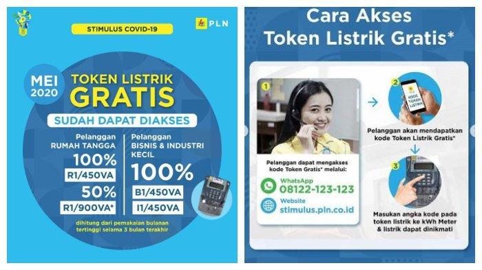 Login Www Pln Co Id Token Listrik Gratis Pln Mei 2020 Atau Via Wa 08122123123 News Nusantaraku