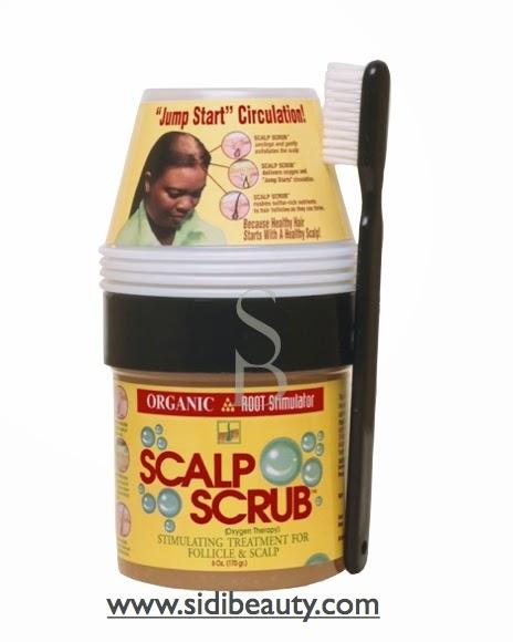 Exfoliante Capilar Scalp scrub
