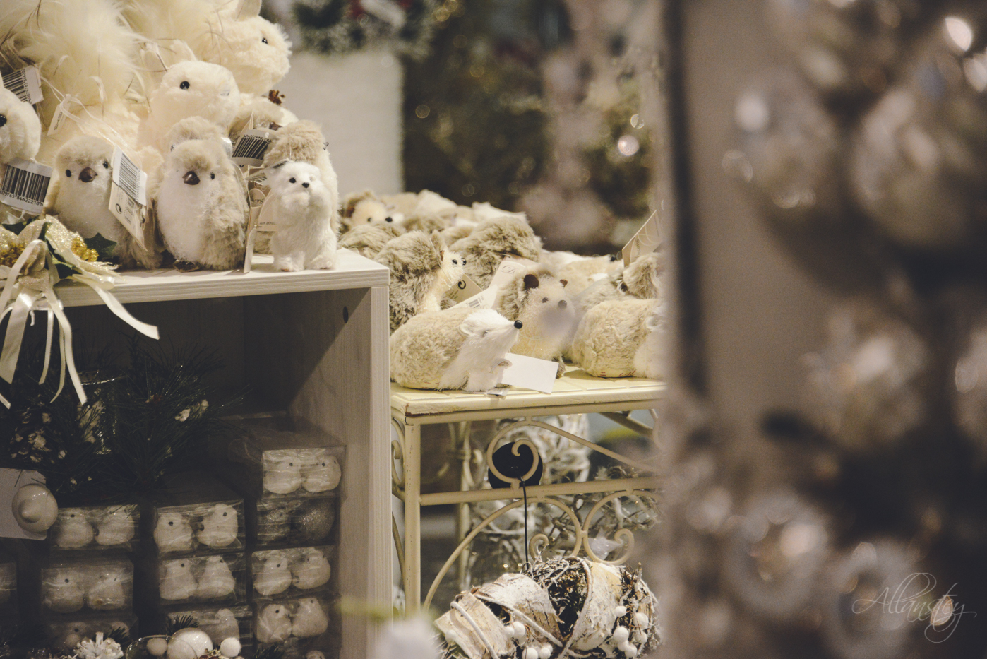 cute Christmas holiday decorations