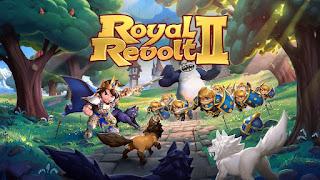Royal Revolt 2: Tower Defense RPG and War Strategy