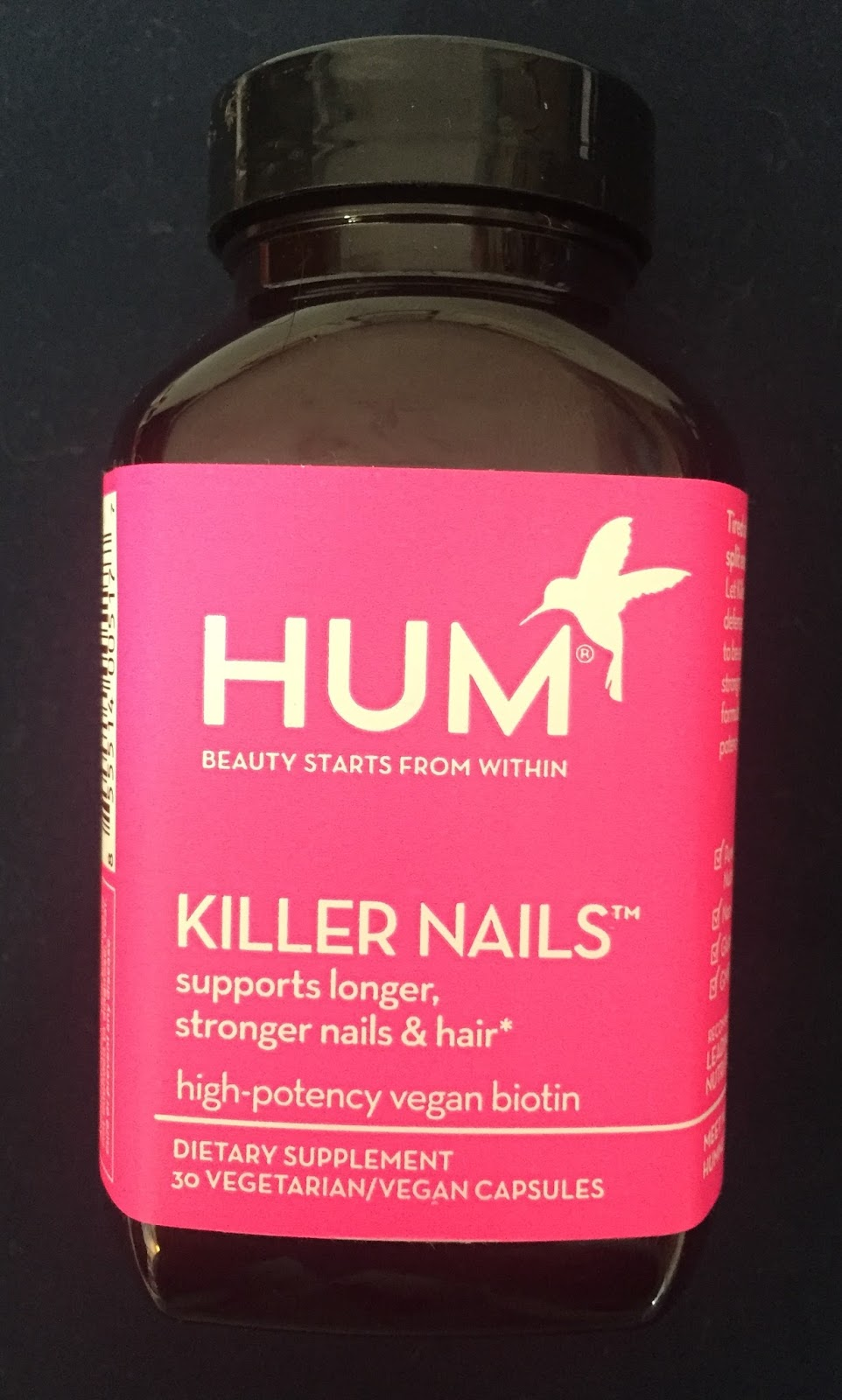 HUM Nutrition Vitamins Update! - Diane Mary's Take on Beauty
