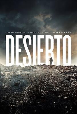 Desierto Poster Film
