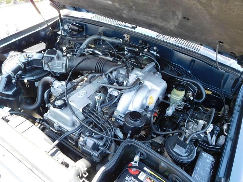 1994 Toyota Land Cruiser 80 Series W Factory Locking