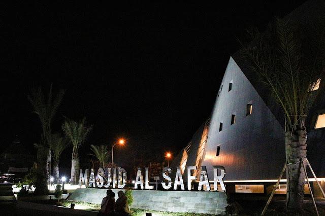 masjid al-safar padalarang