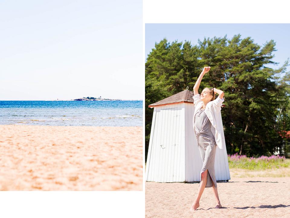 summer-outfit-minimal-scandinavian-style-fashion-blogger-summer-beach-hanko-kesä-mekko-tyyli-muotiblogi-bloggaaja-ranta-hanko