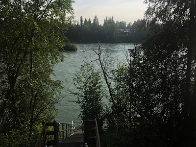 Our Beautiful Fishing Spot (CS1) - Centennial Park Soldotna, Alaska