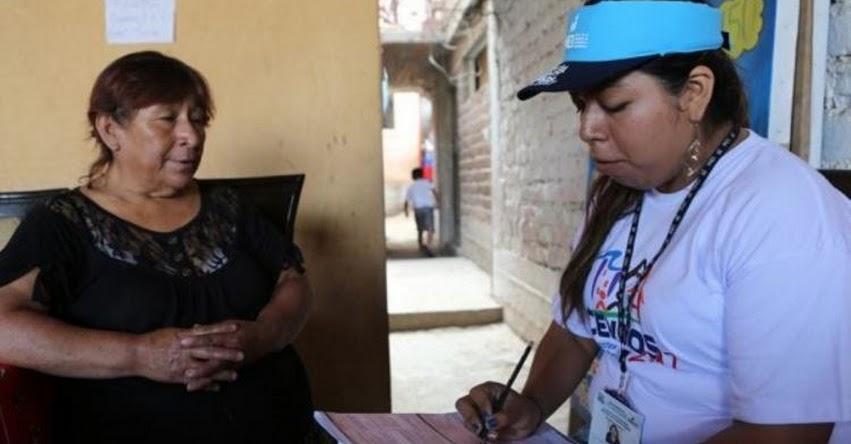 CENSOS 2017: Pregunta sobre autoidentificación ayudará a mejorar atención a ciudadanos - INEI - www.inei.gob.pe