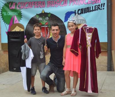 el cavaller i princesa de la cucafera 2018