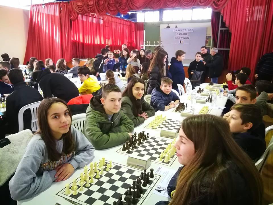 Δεύτερη θέση για το Γυμνάσιο Πολυγύρου στο ομαδικό πρωτάθλημα σκακιού Ένωσης Θεσσαλονίκης Χαλκιδικής!!!