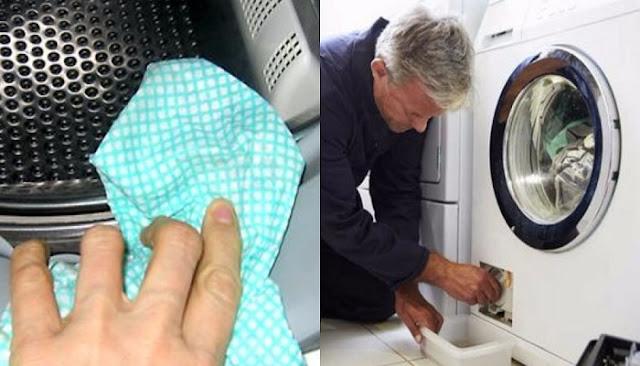 Μυρίζει το πλυντήριο σας; Έτσι θα το καθαρίσετε!