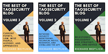 The Best of TaoSecurity Blog, Vols 1, 2, 3