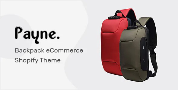 Best Backpack eCommerce Shopify Theme
