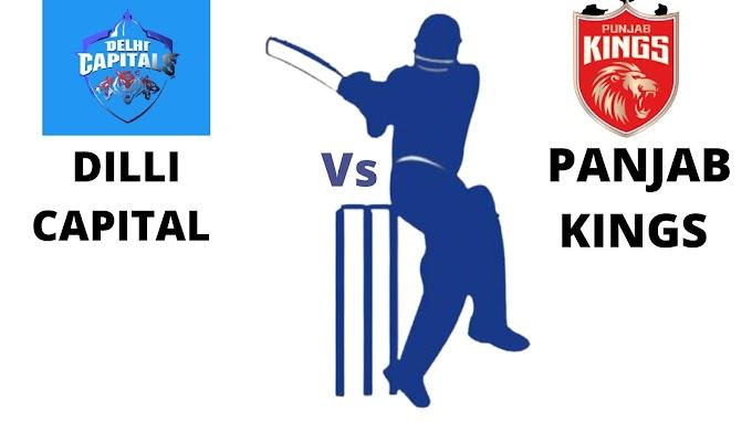 आईपीएल लाईव स्कोर :पंजाब vs दिल्ली :के एल राहुल और मयंक की शानदार पार्टनरशिप