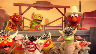 Elmo the Musical Cowboy the Musical, the Count By Two Kid. Sesame Street Episode 4323 Max the Magician season 43