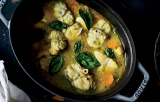 Monkfish Stew