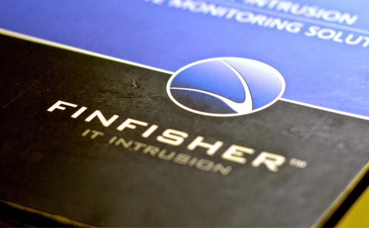 Company That Sells 'FinFisher' Spying Tool Got Hacked, 40GB Data Leaked