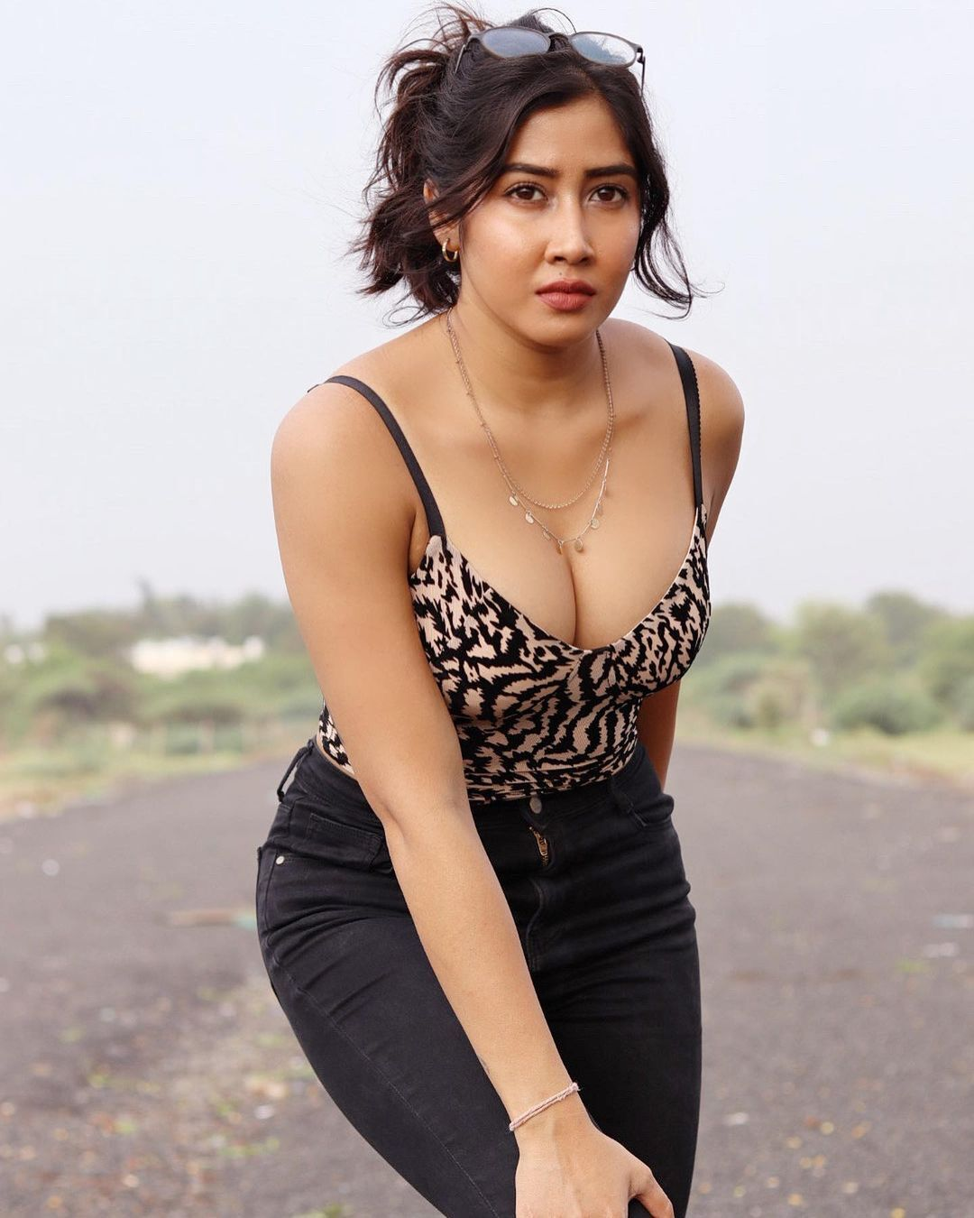 Sofia Ansari Hot Photo
