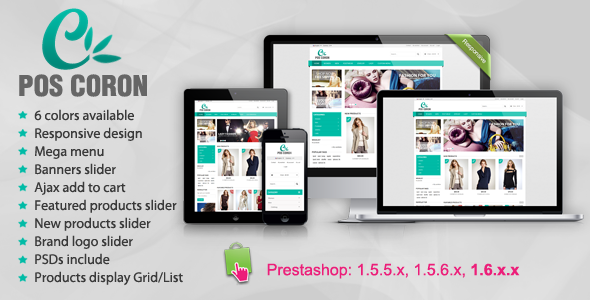 best Responsive Prestashop Theme