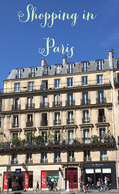 A Guide to Shopping in Paris - My Favorite Shops!