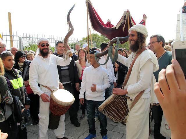 ユダヤ教の三大祭りとは?【過越・仮庵の祭り・七週の祭り】