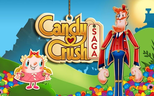 لعبة Candy Crush Saga