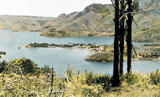 semenanjung parapat di danau toba dan keindahannya
