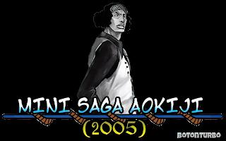 Mini Saga Aoikiji