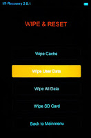 Cara Hard Reset Xiaomi Redmi 6 yang Lupa Pola atau Password