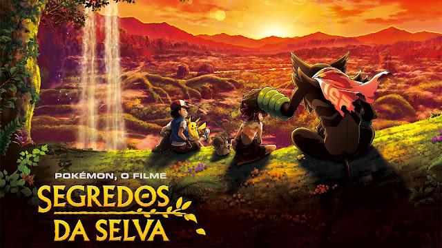23º filme chegará ao Brasil com distribuição de Zarude e Celebi Shiny