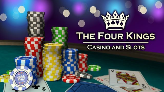 The Four Kings Casino and Slots v1.0 NSP XCI For Nintendo Switch