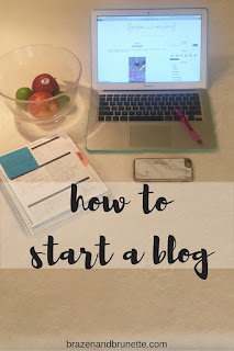 blogging tips | brazenandbrunette.com