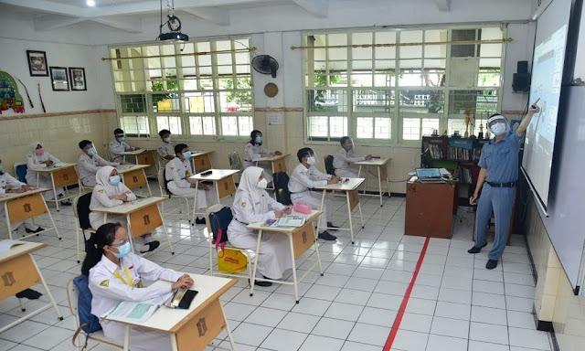 Tips Buat Guru dan Sekolah Saat PTM Terbatas 2 Jam Pelajaran