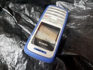 Hape Jadul Nokia 1200 Seken Mulus Normal
