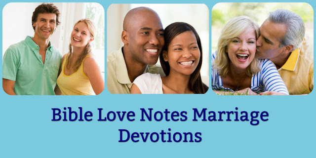 This is a collection of 1-minute devotions that  offer biblical advice healthy, Christian marriages.