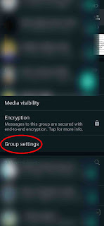 How to open WhatsApp group link