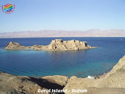 Coral Island - Dahab - Egypt
