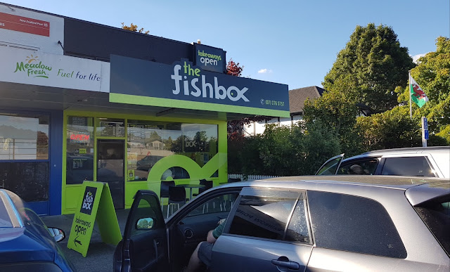 The Fishbox Taupo