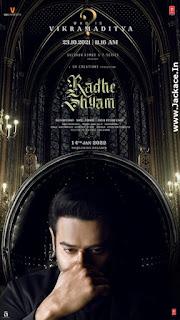 Radhe Shyam First Look Poster 12