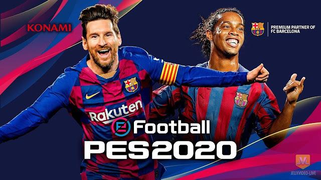 الكشف عن أول صورة من داخل لعبة PES 2020
