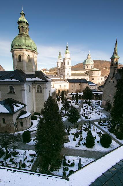 Chiesa di San Pietro (Petersfriedhof Salzburg)-Salisburgo