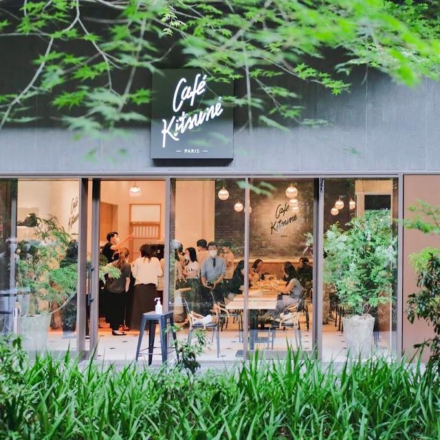 Cafe Kitsune Jakarta Selatan