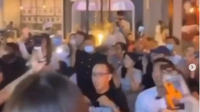 Unggah Video Aksi Kerumunan di Surabaya, Cipeng: Gak Adil Kalo Gini Bosku