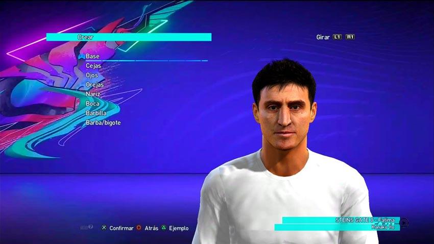 Cristian Rodríguez Face For PES 2013