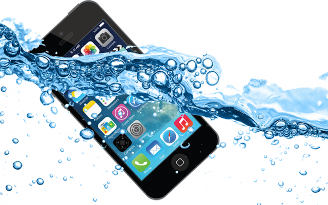 consejos salvar smartphone mojarse