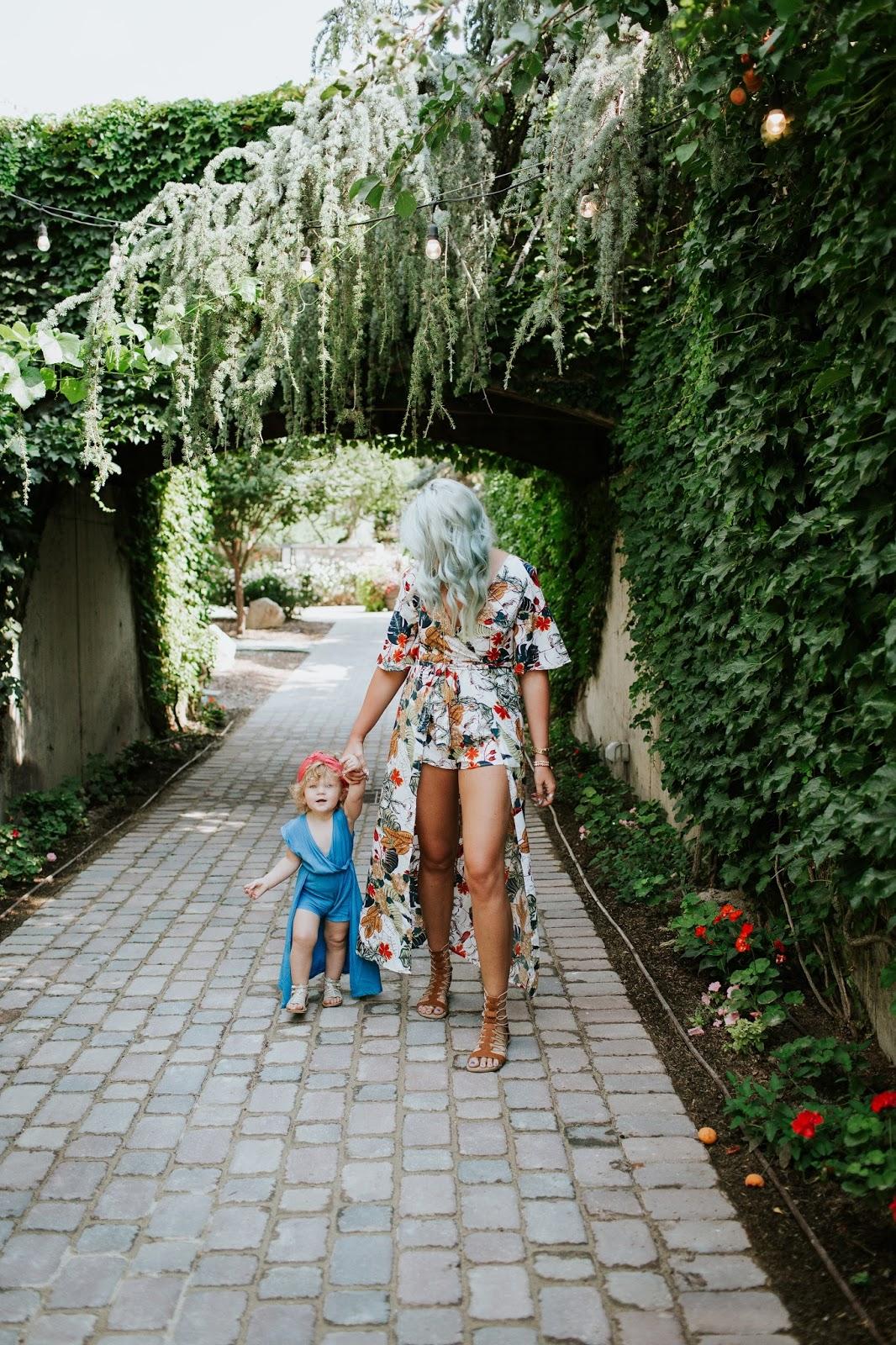 Chasing kids, Fashion Blogger
