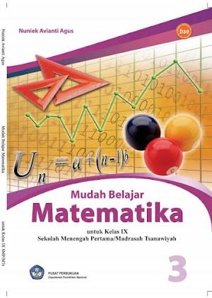 Mudah Belajar Matematika untuk Kelas IX
