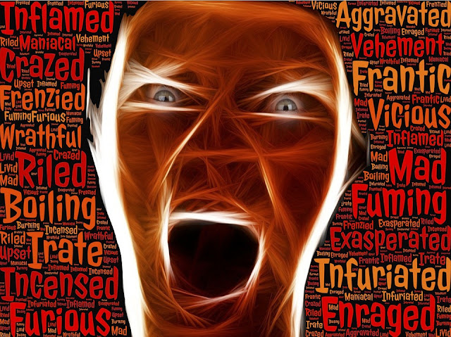 Regain Control over Your Temper Before It's Too Late in Five Ways