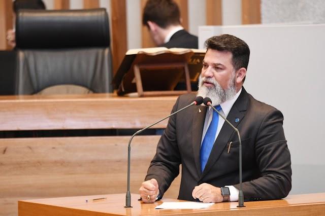 O deputado Jorge Vianna destina cerca de 70% das emendas parlamentares para a Saúde do DF